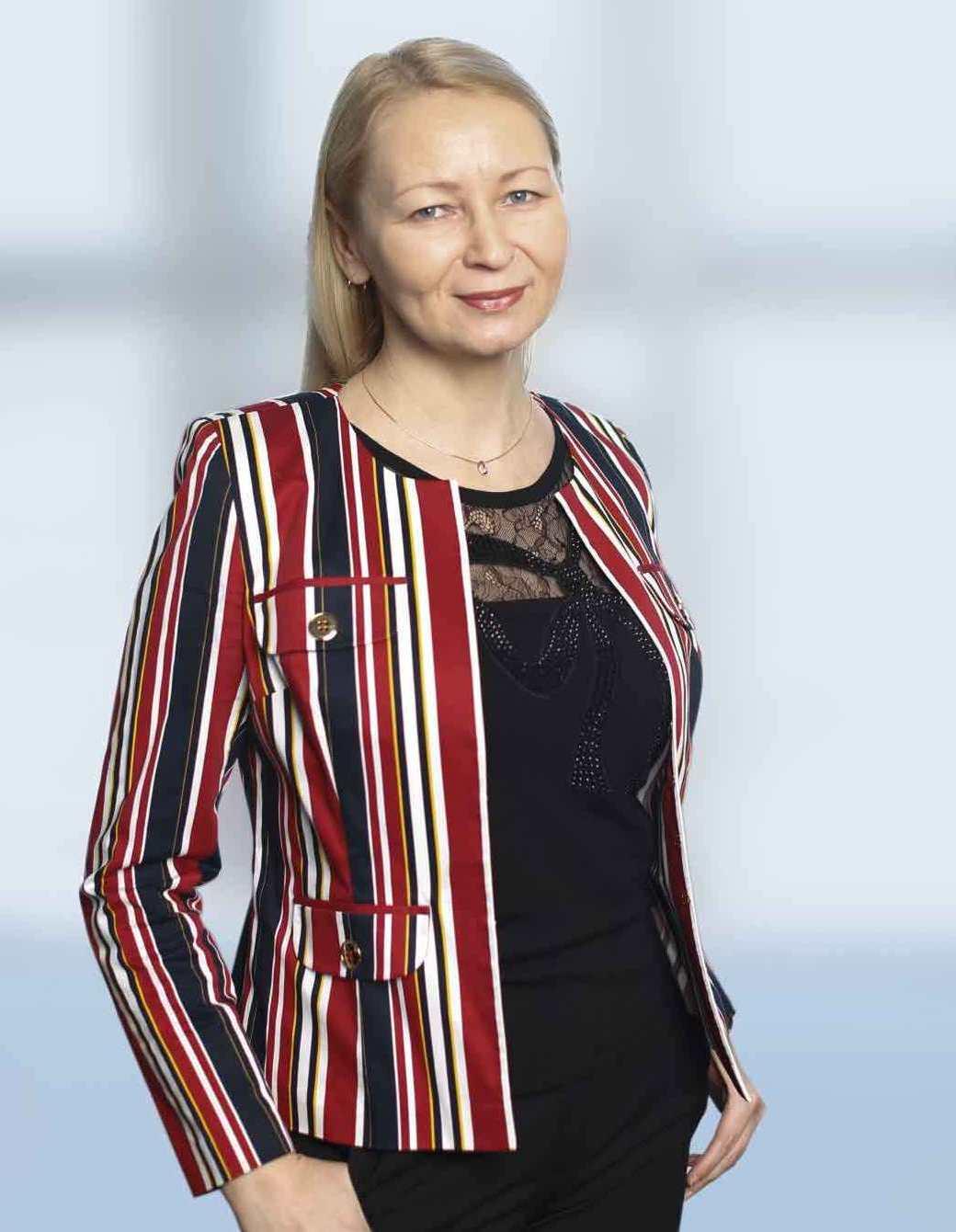 Жеребцова Елена